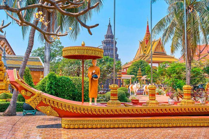 ¡A la aventura! Vuelos a Camboya (y Pekín) desde 246€ trayecto