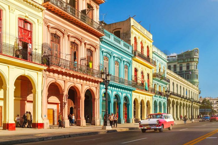 WOW! Vuelos directos a Cuba desde 278€ trayecto