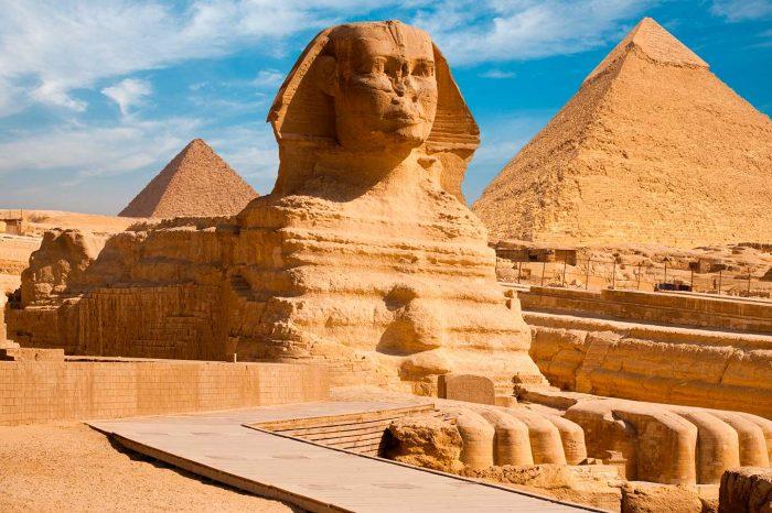 WOW! Vuelos a Egipto (y Moscú) desde 164€ trayecto