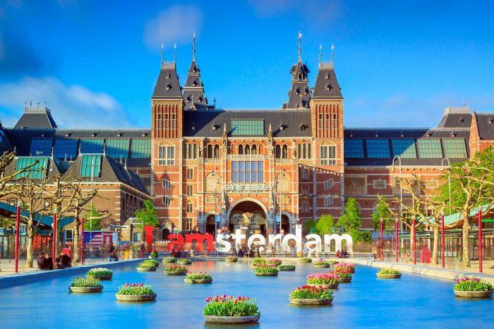 Vuelos a Ámsterdam en febrero desde 25€ trayecto