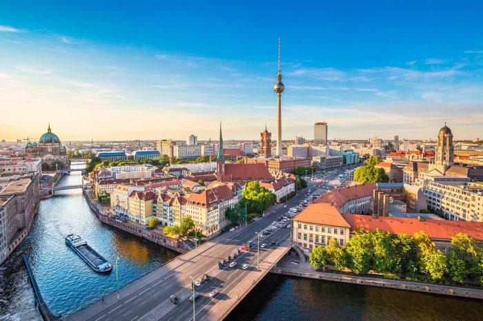 ¡San Valentín en Berlín! Vuelos desde 10€ tray. + Hotel 4* desde 31€ p.p