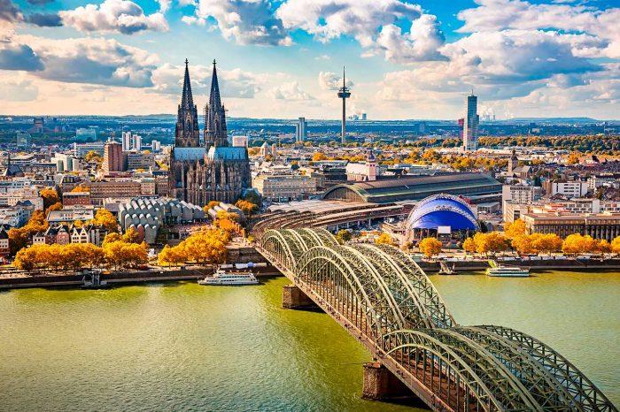 Descubre Colonia desde 19€ trayecto