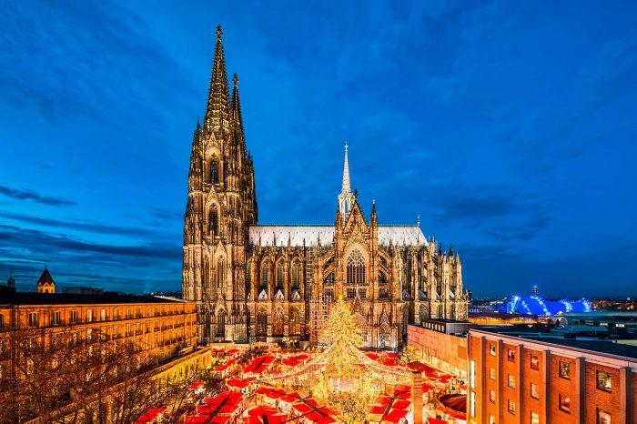 ¡Mercadillo de Navidad de Colonia! Vuelo desde 19€ tray. + Hotel 4* desde 61€ p.p