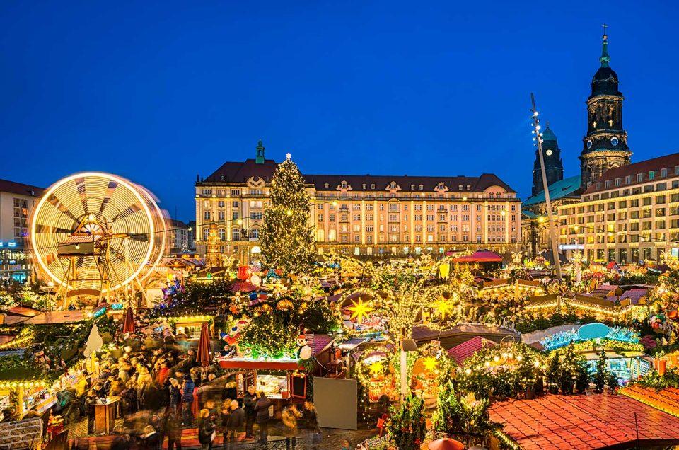 Mercadillos Navideños que ver en Europa