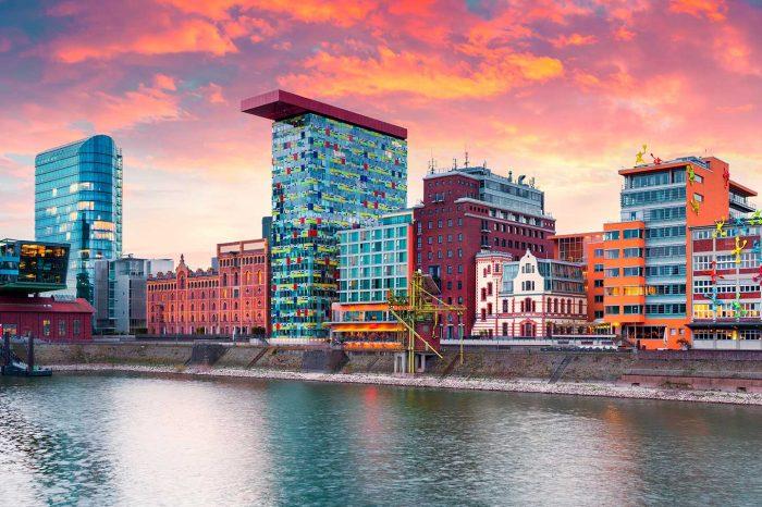 ¡Carnaval! Vuelos a Düsseldorf desde 20€ tray. + Hotel 5* desde 37€ p.p
