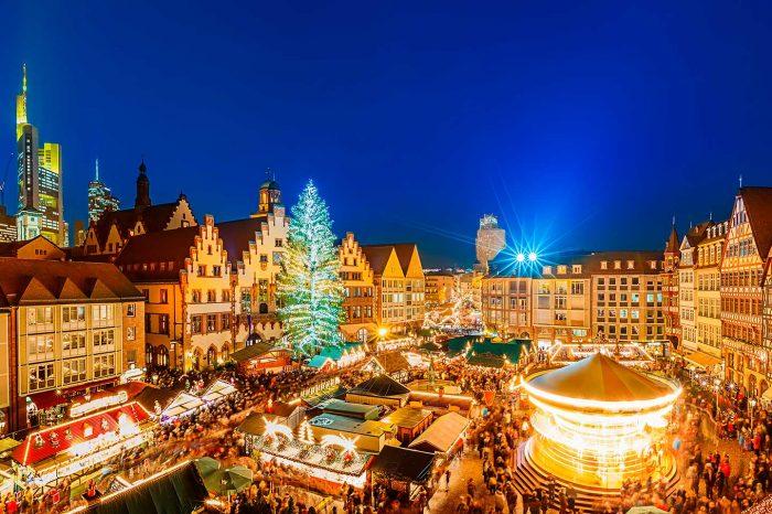 ¡Puente de Diciembre! Vuela a Frankfurt en Navidad desde 33€