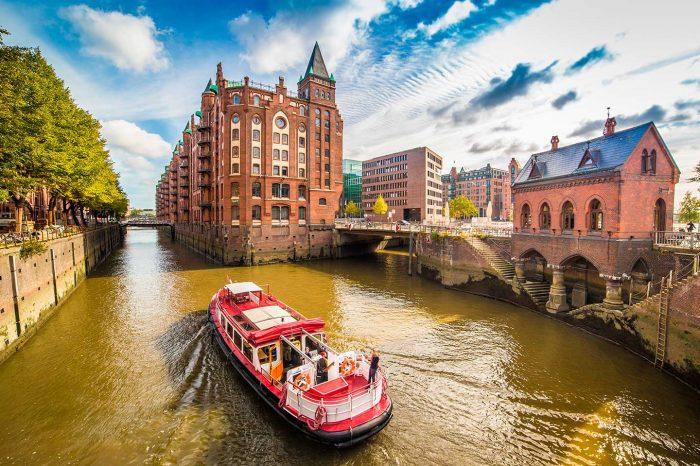 ¡WOW! Vuela a Hamburgo en Otoño desde 19€ trayecto