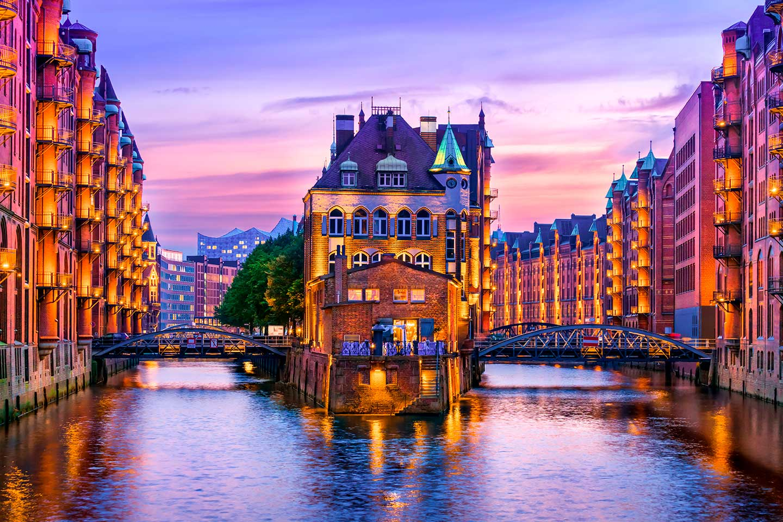 Fin de Semana en Hamburgo! Vuelo desde 20€ tray. + Apartamento desde 29€ p.p