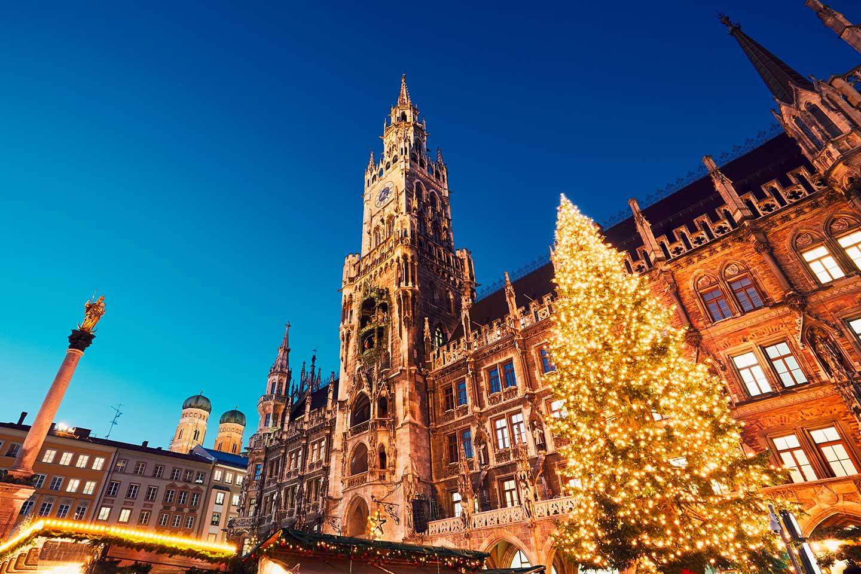Puente de Diciembre en Múnich y su mercadillo de Navidad