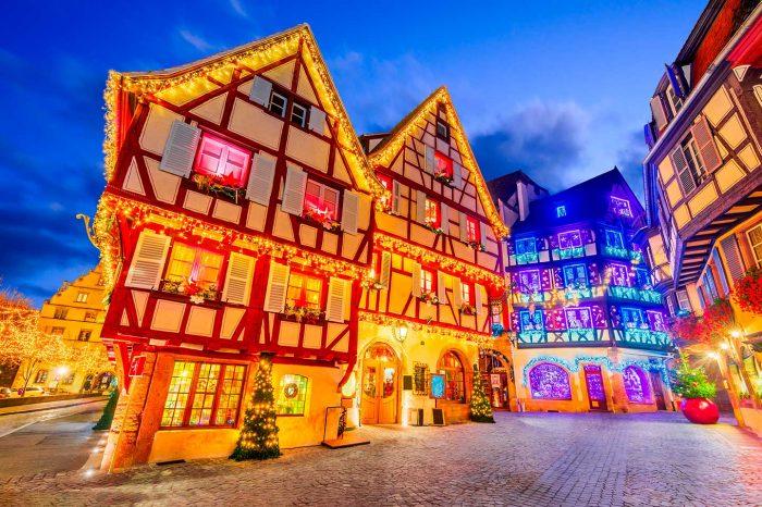 ¡Mercadillo de Navidad de Alsacia! Vuelo desde 37€ tray. + Hotel 4* desde 38€ p.p