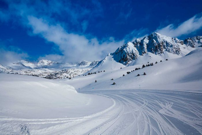 Fin de Semana de esquí en los Alpes Franceses