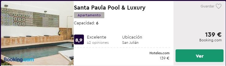 Apartamento de lujo en Sevilla para feria de abril desde 23 euros por persona y noche
