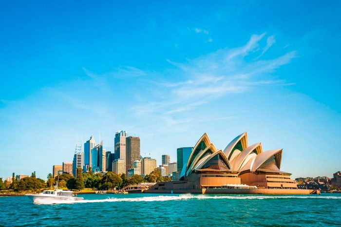 ¡Verano en Australia! Vuelos a Sidney desde 316€  trayecto