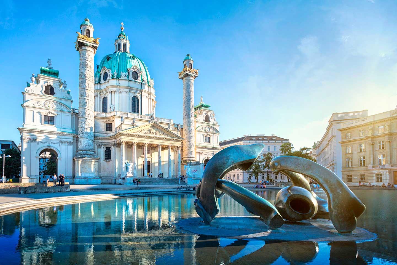 Fin de Semana en Viena desde 17€ Vuelo y Hotel 4* desde 39€ pp.