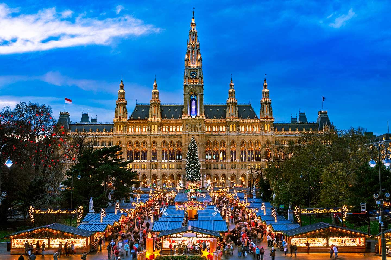 austria viena navidad
