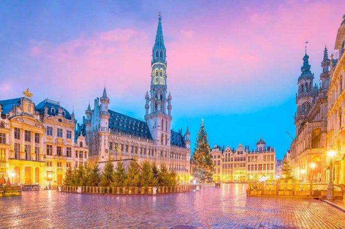 ¡Navidad en Bruselas! Vuelo desde 18€ tray. + Hotel 4* desde 45€ p.p