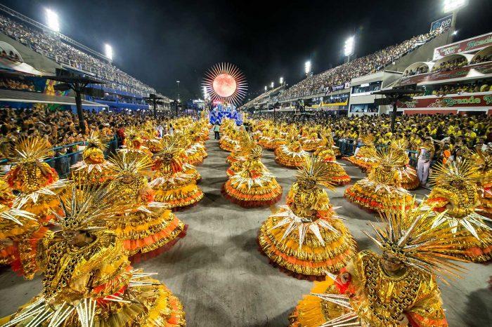 ¡Carnaval! Vuelos a Río de Janeiro desde 242€ trayecto