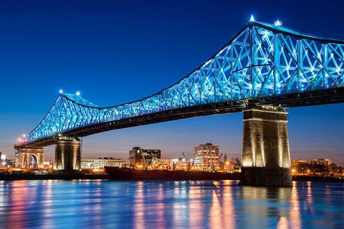 Puente de Mayo! Vuelos directos a Canadá desde 201€ tray.