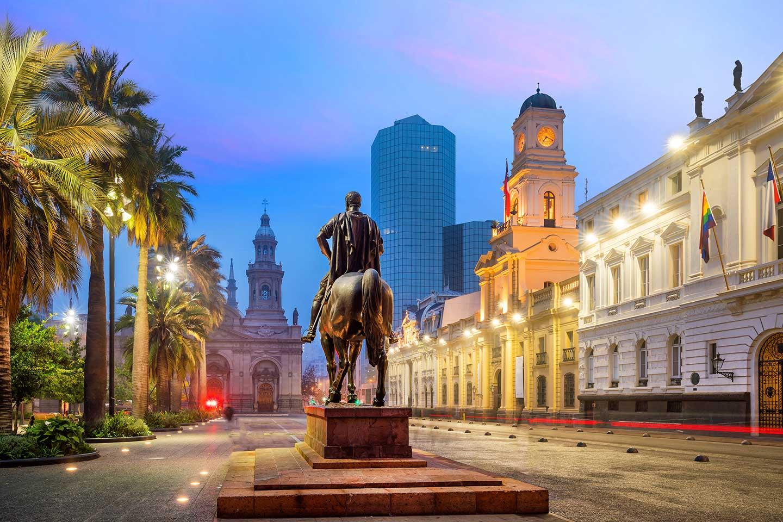 WOW! Vuelos a Santiago de Chile desde 275€ trayecto