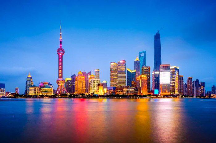 Vuela a Shanghái (y Londres) desde 158€ trayecto