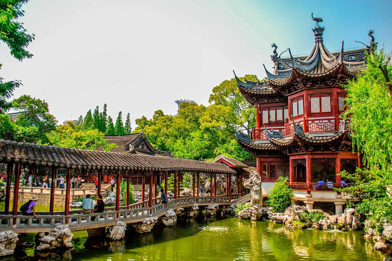 WOW! Vuelos a Shanghái (y Londres) desde 169€ trayecto