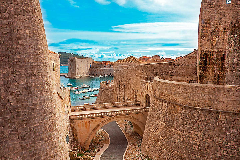 Viajar a Dubrovnik