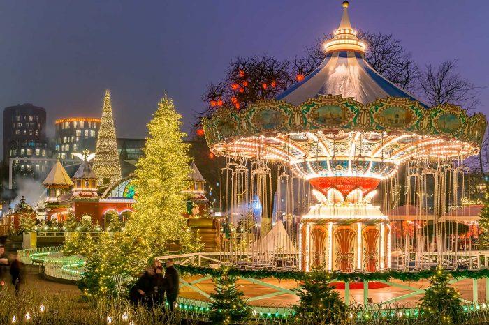 ¡Mercadillo de Navidad de Copenhague! Vuelo desde 29€ tray. + Hotel desde 54€ p.p