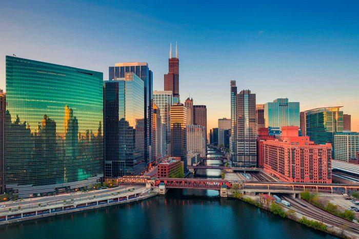 ¡Febrero en Chicago! Vuelo desde 105€ trayecto + Hotel 3* desde 26€ p.p.