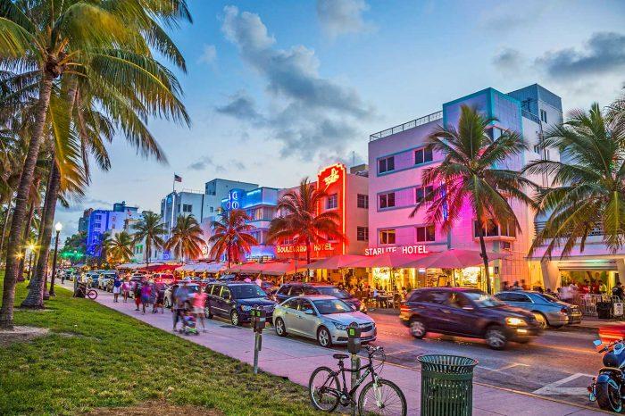 WOW! Viaja a Miami desde 157€ trayecto