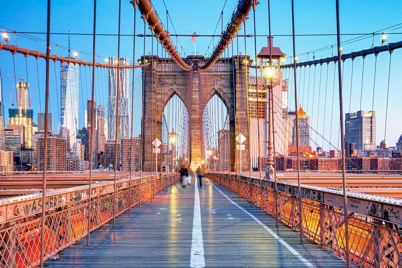 eeuu nueva york puente de Brooklin