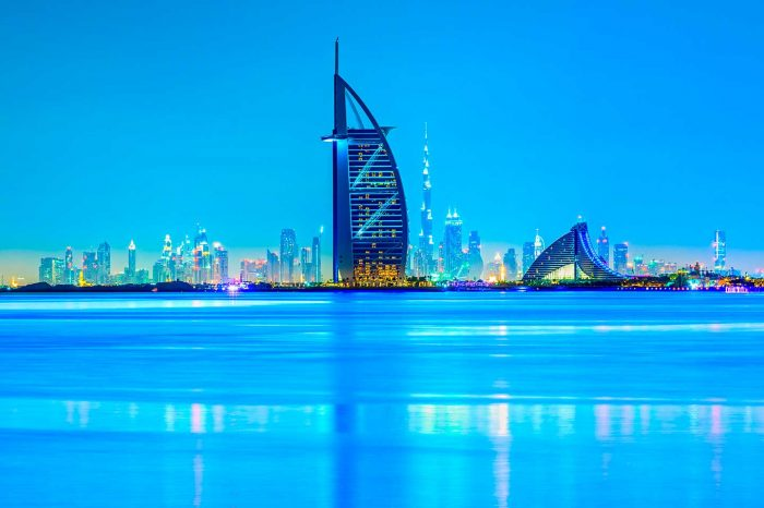 WOW! Vuela a Dubái desde 130€ trayecto