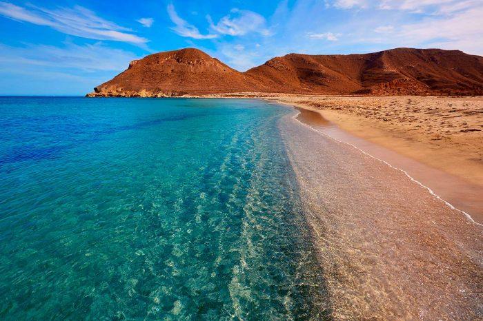Cabo de Gata este verano desde 55€ pp. en 1era línea de playa