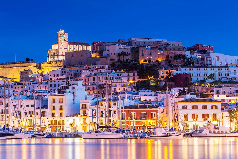 Viajar a Ibiza, Islas Baleares