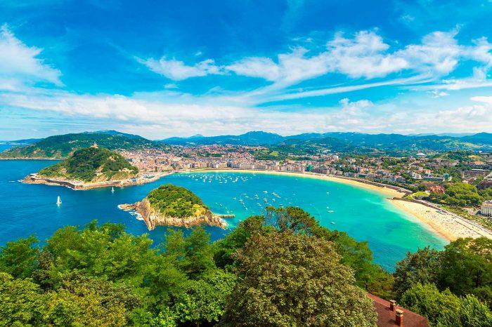 Agosto en San Sebastián desde 25€