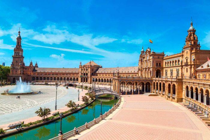 ¡Vive la Feria de Abril! Vuelos a Sevilla desde 19€ y Apartamento desde 23€ pp
