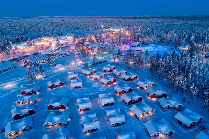¡Puente de Diciembre en Laponia! Vuelo desde 109€ y Hotel desde 43€ p.p.