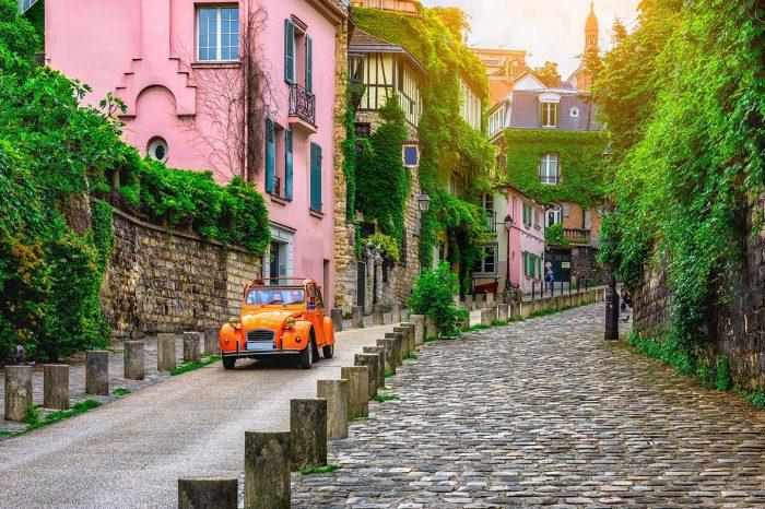 ¡Fin de Semana en París! Vuelos desde 12€ tray. + Hotel desde 58€ p.p.
