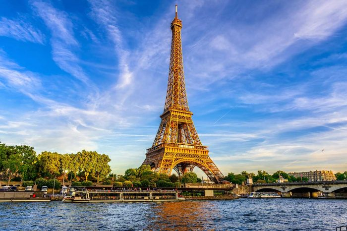 ¡Fin de verano! Vuela a París desde 17€