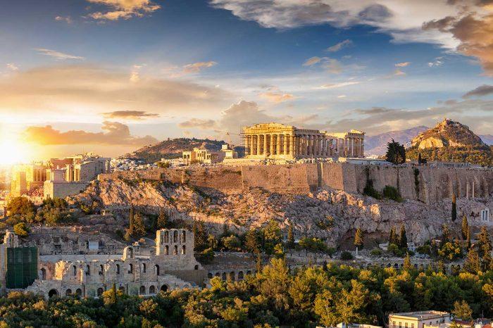 ¡Fin de Semana! Vuelos a Atenas desde 39€ tray. + Hotel 4* desde 36€ pp.