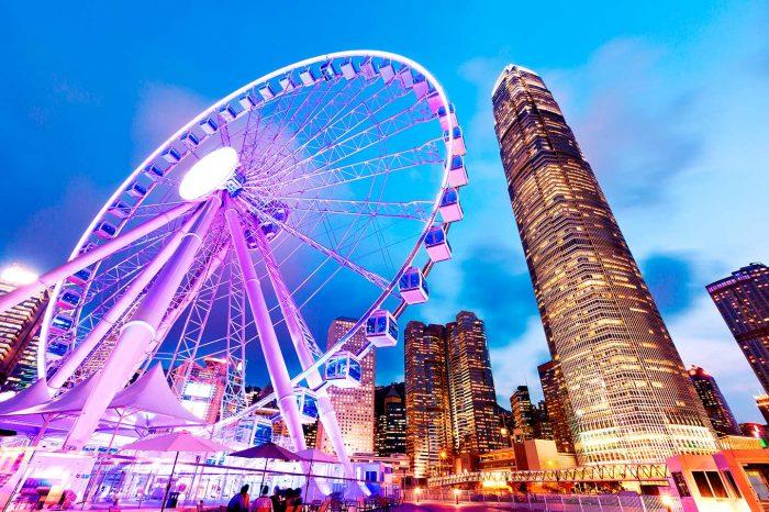 ¡WOW! Vuelos a Hong Kong en Noviembre desde 175€