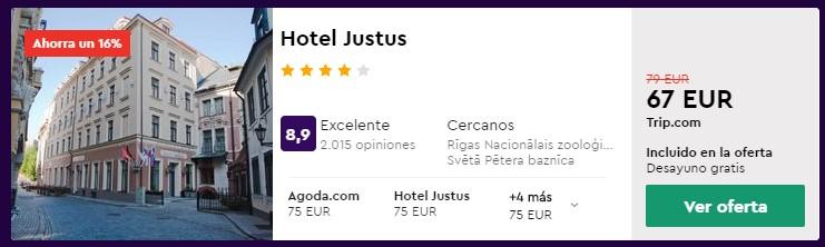hotel 4 estrellas en abril desde 33 euros persona y noche