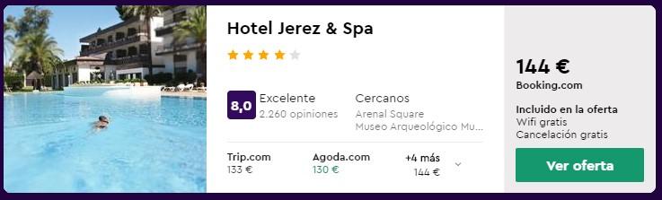 hotel 4 estrellas en cadiz para puente de octubre 2020 desde 24 euros persona y noche