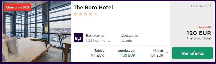 hotel 4 estrellas en nueva york en marzo 2020 desde 60 euros persona y noche