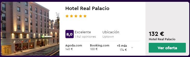 hotel 5 estrellas en lisboa para puente de noviembre 2020 desde 33 euros persona y noche