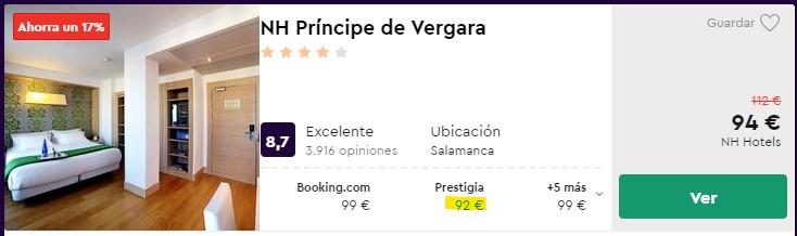 hotel centro en madrid en nochevieja desde 46 euros por persona y noche