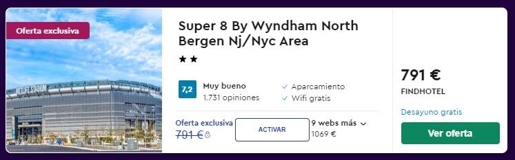 hotel en nueva york para fin de ano 2021 desde 33 euros persona y noche