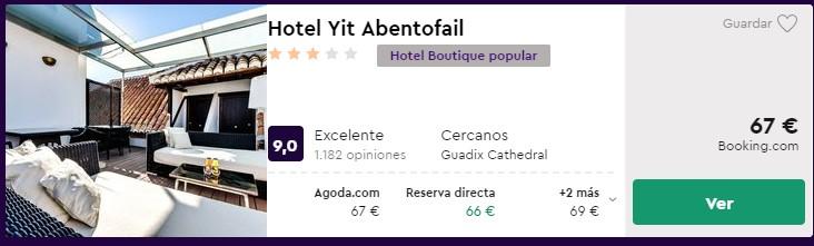 Hotel 3* en Sierra Nevada en Nochevieja desde 33 euros por persona y noche