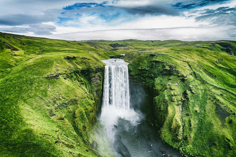 ¡WOW! Vuelos a Islandia desde 110€ trayecto