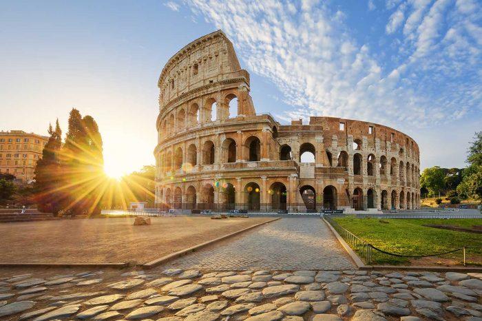 Vuela a Roma en julio desde 35€