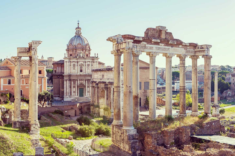 ¡Fin de Semana en Roma! Vuelo desde 26€ tray. + Hotel 3* desde 33€ p.p